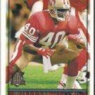WILLIAM FLOYD 1996 Topps #309.  49ers