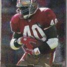 WILLIAM FLOYD 1995 Fleer Metal #171.  49ers