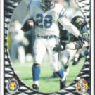 MARSHALL FAULK 1997 Pacific Invincible #112.  COLTS