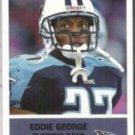 EDDIE GEORGE 2002 Fleer #158.  TITANS