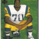 WAYNE GANDY 1994 Upper Deck Rookie #21.  RAMS