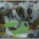 SEAN GILBERT 1994 Playoff Tekchrome #62.  RAMS