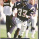 DARRIEN GORDON 1993 Fleer Ultra RC #410.  CHARGERS