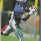 JOEY GALLOWAY 1995 Classic Pro Line Draft #56.  SEAHAWKS