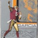JEFF GARCIA 2001 Upper Deck SPX #77.  49ers