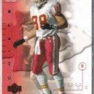 TONY GONZALEZ 2001 Upper Deck Ovation #45.  CHIEFS