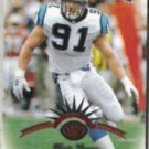 KEVIN GREENE 1997 Leaf #70.  PANTHERS
