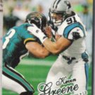 KEVIN GREENE 1998 Fleer Ultra #304.  PANTHERS