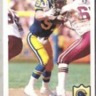 KEVIN GREENE 1992 Fleer #213.  RAMS