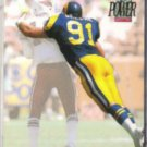 KEVIN GREENE 1992 Pro Set Power #91.  RAMS