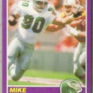 MIKE GOLIC 1989 Score Supplement #403S.  EAGLES