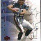 TERRY GLENN 2001 Upper Deck Ovation #55.  PATRIOTS