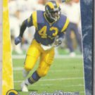 CLEVELAND GARY 1993 Pacific #189.  RAMS