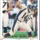 BRIAN GRIESE 2000 Fleer Focus #5.  BRONCOS