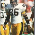 ERIC GREEN 1991 Stadium Club #266.  STEELERS