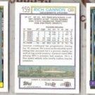 RICH GANNON (3) 1992 Topps #159.  VIKINGS