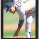BOB OJEDA 1992 Leaf Black GOLD Insert #345.  DODGERS
