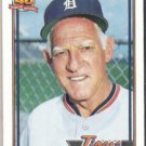 SPARKY ANDERSON 1991 Topps #519.  TIGERS