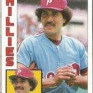 WILLIE HERNANDEZ 1984 Topps #199.  PHILLIES
