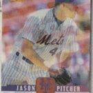 JASON ISRINGHAUSEN 1996 Sportflix #42.  METS
