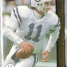 JEFF GEORGE 1992 Action Packed #74.  COLTS