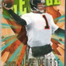 JEFF GEORGE 1997 Skybox Impact #155.  RAIDERS