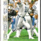 JEFF GEORGE 1993 Upper Deck #251.  COLTS