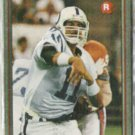 JEFF GEORGE 1990 Action Packed Rookie #1.  COLTS