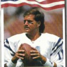JEFF GEORGE 1992 Pro Set Legends #1.  COLTS