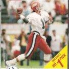 JEFF GEORGE 1990 Pro Set Prospect #669.  COLTS