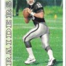 JEFF HOSTETLER 1993 Upper Deck #528.  RAIDERS