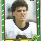 BOBBY HEBERT 1986 Topps #339.  SAINTS