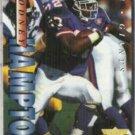 RODNEY HAMPTON 1995 Edge #144.  GIANTS