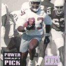 GARRISON HEARST 1993 Power Draft Pick #22.  CARDINALS