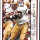 GARRISON HEARST 1999 Bowman #105.  49ers