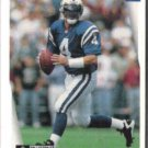 JIM HARBAUGH 1997 Upper Deck CC #155.  COLTS