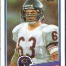 JAY HILGENBERG 1988 Topps #77.  BEARS