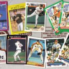 CURT SCHILLING (10) Card early 90's Lot