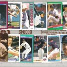 JACK MORRIS (12) Card early 90's Lot