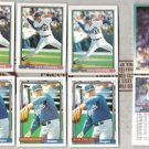 GOOSE GOSSAGE (8) Card early 90's Lot