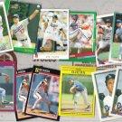 BOB OJEDA (12) Card early 90's Lot