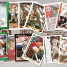PAUL O'NEILL (12) Card early 90's Lot