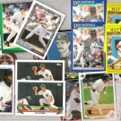 DON MATTINGLY (14) Card early 90's Lot