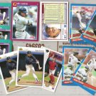GARY CARTER (12) Card early 90's Lot