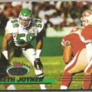 SETH JOYNER 1993 Stadium Club #38.  EAGLES