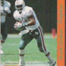KEITH JACKSON 1993 Pro Line Live #151.  DOLPHINS