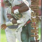 KEITH JACKSON 1993 Action Packed #109.  DOLPHINS