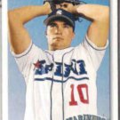 MIKE HAMPTON 1992 Upper Deck Prospect #252.  MARINERS