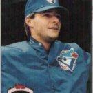 AL LEITER 1992 Stadium Club #231.  BLUE JAYS