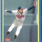 RAFAEL FURCAL 2003 Fleer Platinum #148.  BRAVES